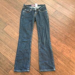 Levi's Curvy Cut Jeans 5M